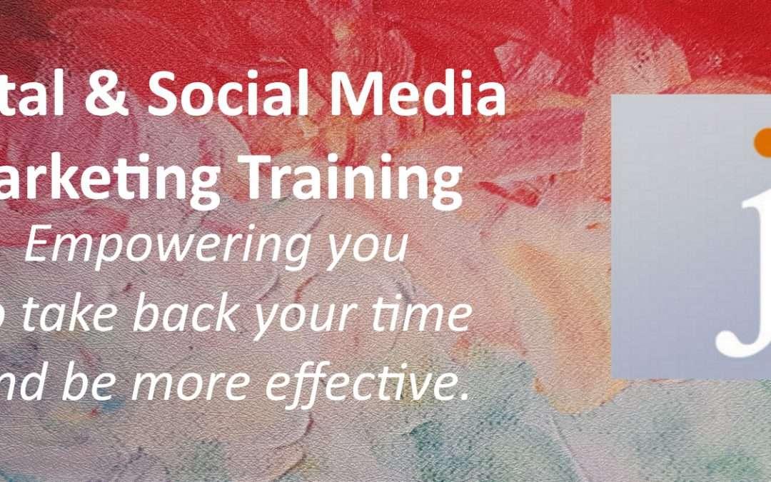 JohnJelly Digital and Social Media Training banner for Affiliate scheme